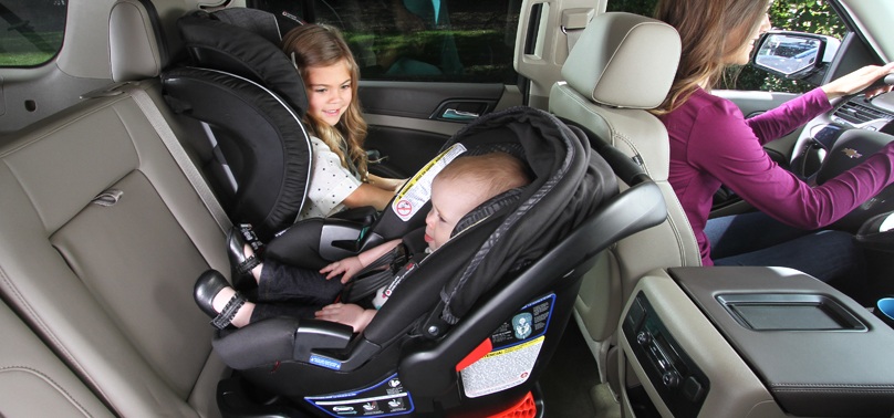 Year Old Car Seat Law